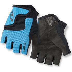 Giro Bravo Gloves Kids blue jewel